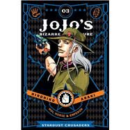 JoJo's Bizarre Adventure Part 3 Stardust Crusaders 3 by Araki, Hirohiko; Kirsch, Alexis; Burke, Fred (ADP); Thompson, Jason, 9781421591698