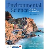 Environmental Science by McKinney, Michael L.; Schoch, Robert M.; Yonavjak, Logan; Mincy, Grant A., 9781284091700