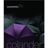 Economics by Colander, David, 9780078021701