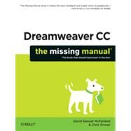 Dreamweaver CC by McFarland, David Sawyer; Grover, Chris, 9781449341701