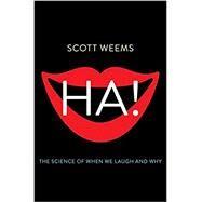 Ha! by Weems, Scott, 9780465031702