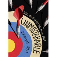Unmistakable by Rao, Srinivas, 9781101981702