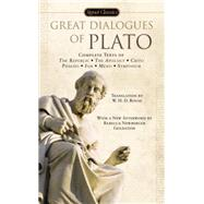 Great Dialogues of Plato: Complete Texts of the Republic, the Apology, Crito Phaedo, Ion, Meno, Symposium by Plato; Rouse, W. H. D.; Santirocco, Matthew S.; Goldstein, Rebecca Newberger (AFT), 9780451471703