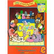 The Crayon Box by SILVA, DAVID, 9780679891703