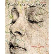 Abnormal Psychology by Comer, Ronald J., 9781464171703
