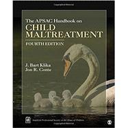 The Apsac Handbook on Child Maltreatment by Klika, J. Bart; Conte, Jon R., 9781506341705