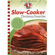 Slow-cooker Christmas Favorites by Gooseberry Patch, 9781620931707