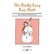 The Really Easy Bass Book by Osborne, Tony, 9780571511709