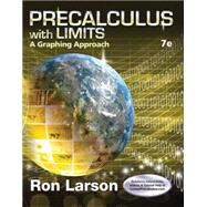 Precalculus with Limits : A Graphing Approach 7e by Larson, 9781305071711