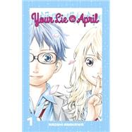 Your lie in April 1 by ARAKAWA, NAOSHI, 9781632361714