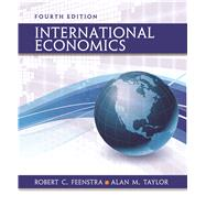 International Economics by Feenstra, Robert C.; Taylor, Alan M., 9781319061715