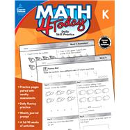Math 4 Today, Grade K by Carson-Dellosa Publishing Company, Inc., 9781483841717