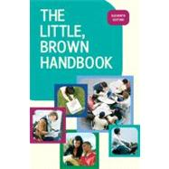 Little, Brown Handbook by Fowler, H. Ramsey; Aaron, Jane E., 9780205651719