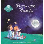 Stars and Planets by Winters, Pierre; Senden, Margot, 9781605371719