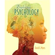 Exploring Psychology (Paper) by Myers, David G., 9781464111723
