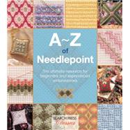 A-Z of Needlepoint by Bumpkin, Country, 9781782211723