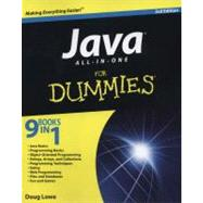 Java All-in-One For Dummies by Lowe, Doug, 9780470371725