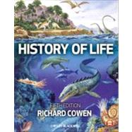 History of Life by Cowen, Richard, 9780470671726