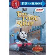 The Lost Ship (Thomas & Friends) by AWDRY, W. REVCOURTNEY, RICHARD, 9780553521726