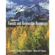 Introduction to Forests and Renewable Resources by Sharpe, Grant William; Hendee, J. C.; Sharpe, Wenonah F., 9780073661728
