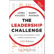 The Leadership Challenge by Kouzes, 9780470651728