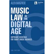 Music Law in the Digital Age by Bargfrede, Allen, 9780876391730