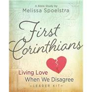 First Corinthians by Spoelstra, Melissa, 9781501801730