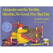 Alexander and the Terrible, Horrible, No Good, Very Bad Day 9780689711732R