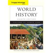 Cengage Advantage Books: World History, Volume II by Duiker, William J.; Spielvogel, Jackson J., 9781305091733