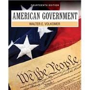 American Government by Volkomer, Walter E., 9780205251735