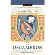 The Decameron by Boccaccio, Giovanni, 9780451531735