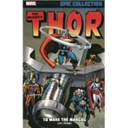 Thor Epic Collection by Lee, Stan; Kirby, Jack, 9780785191735