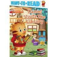 Daniel Visits the Library by Testa, Maggie (ADP); Fruchter, Jason, 9781481441735