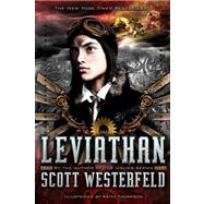 Leviathan by Westerfeld, Scott; Thompson, Keith, 9781416971740
