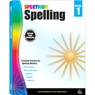 Spectrum Spelling, Grade 1 by Spectrum, 9781483811741