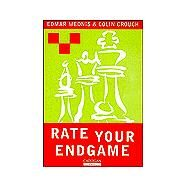 Rate Your Endgame by Mednis, Edmar; Crouch, Colin, 9781857441741