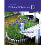 Problem Solving with C++ by Savitch, Walter, 9780133591743