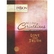1st & 2nd Corinthians by Simmons, Brian, 9781424551743