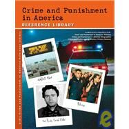Crime And Punishment In America: Reference Library Cumulative Index by Hermsen, Sarah, 9780787691745
