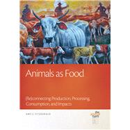 Animals As Food by Fitzgerald, Amy J., 9781611861747