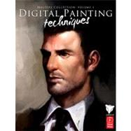 Digital Painting Techniques: Practical Techniques of Digital Art Masters by 3DTotal.com;, 9780240521749