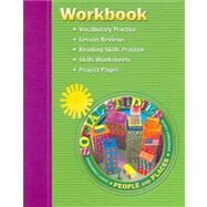 People and Places: Workbook by Foresman, Scott, 9780328081752