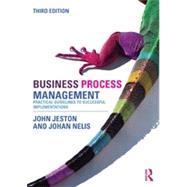 Business Process Management by Jeston; John, 9780415641753