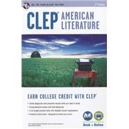 CLEP American Literature by Stratman, Jacob, Ph.D., 9780738611754