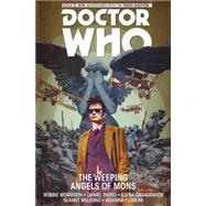 Doctor Who: The Tenth Doctor Volume 2 - The Weeping Angels of Mons by MORRISON, ROBBIEINDRO, DANIEL, 9781782761754