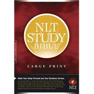 NLT Study Bible by Tyndale, 9781414391755