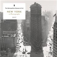 New York in Photographs 2017 Mini Wall Calendar by Metropolitan Museum of Art, The, 9781419721755