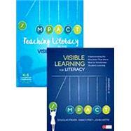 Teaching Literacy in the Visible Learning Classroom, Grades K-5 + Visible Learning for Literacy by Fisher, Douglas B.; Frey, Nancy; Hattie, John A., 9781506381756