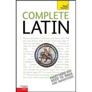 Complete Latin: A Teach Yourself Guide by Betts, Gavin, 9780071761758