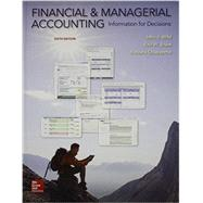 Financial and Managerial Accounting with Connect by Wild, John, 9781259621758